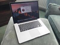 "Apple MacBook Pro 15"" Retina, 2.5GHz i7, 16GB Ram, 250GB SSD"