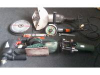 electric DIY tools