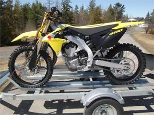 New 2017 Suzuki RM-Z250 & RM-Z450 for only $7,299.00!