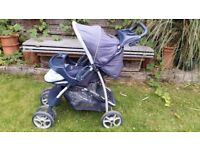Graco Pram / Stroller / Buggy / Push Chair (With Raincover)