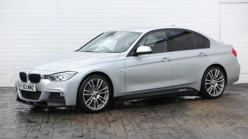 2013 BMW 3 Series 2013 63 BMW 3 Series 325D 2.0D M Sport 218BHP M Performance Ki