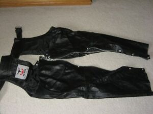 Ladies Leather Chaps for sale