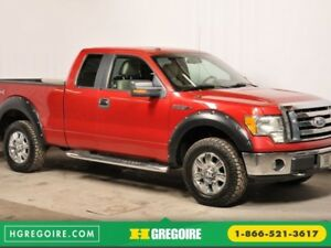2009 Ford F150 XLT 4X4 SUPER CAB