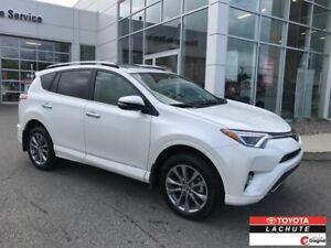 Toyota RAV4 PLATINUM AWD 2017