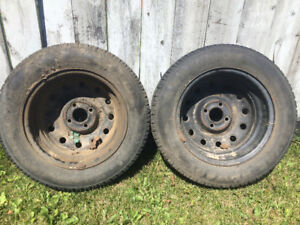 185/65R14 86T studded tires