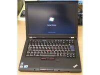 Lenovo IBM Thinkpad T410 laptop Intel 2.4ghz Core i5 processor 6gb ram memory