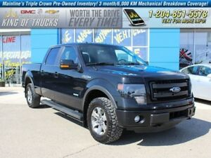 2014 Ford F-150 FX4 | Leather  - Bluetooth -  SiriusXM - $282.89