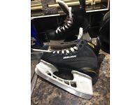 Bauer supreme 140 hockey skates