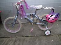 CHILDS BIKE---PEDAL PETS PUPPY