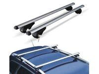 New car roof bars quality item