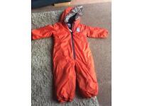Boys Next Rainsuit/Snowsuit/Onesie Age 2-3