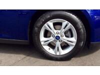 2013 Ford Focus 1.6 Zetec 5dr Manual Petrol Hatchback