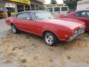 1968 Oldsmobile Cutlass - REDUCED