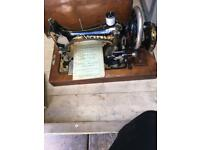 Sewing machine antique