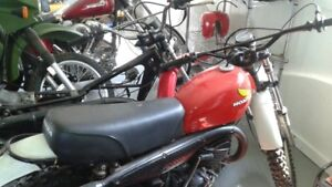 mr 175 plus another parts bike