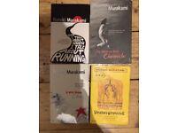 Haruki Marakami books