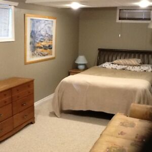 Furnished room available for mature U of R/Polytechnic student