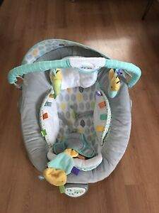 Taggies Baby Vibrating Activity Seat