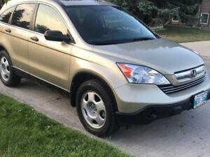 2009 Honda CR-V EX SUV, Crossover