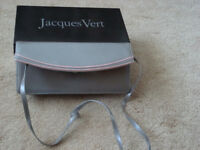 Jacques Verte Grey/Pink Handbag