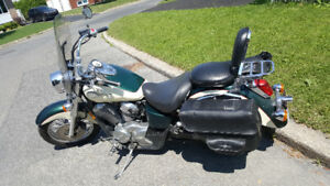 Honda shadow ace 1998