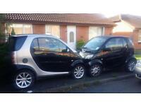 2x Smart Car tor £££750£££