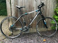 Cannondale Quick CX2 Hybrid bike - EXCELLENT CONDITION - Upgraded components