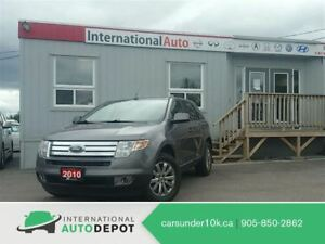 2010 Ford Edge LIMITED   LEATHER   BLUETOOTH