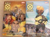 The New X-Men Graphic Novel