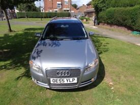 2006 Audi A4 Avant 2.0 TDI SE 5dr [2 LADY OWNERS+SH+CAM BELT+140 BHP+WARRANTY]