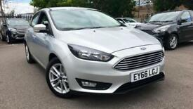 2017 Ford Focus 1.0 EcoBoost Zetec 5dr Manual Petrol Hatchback