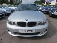 2011 BMW 1 Series 2.0 118d Sport 2dr