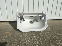 Small Sink with Taps included