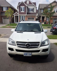 2009 Mercedes-Benz GL, Leather, Nav, Diesel, Sunroof