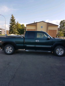 2006 CHEVY 1500 4X4 EXTENDED CAB