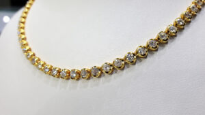 Diamond Tennis Chain - One Weekend Only!!!