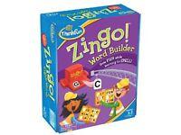 Zingo Word Builder **new unused and sealed**