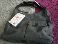 Babymel Frankie Changing Nappy Bag New RRP £55