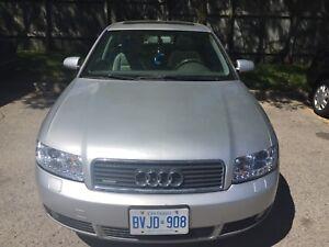 2005 Audi A4 1.8quattro