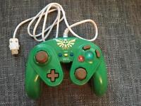 Wii / Wii U Zelda Controller