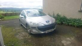 09 Peugeot 308 1.4 Petrol