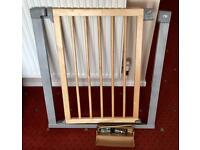 Mothercare Wooden Safety Gate