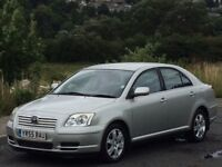 +++LOVELY TOYOTA AVENSIS 1.8 VVTI COLOUR COLLECTION!+++