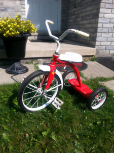 Kids Red Tricycle