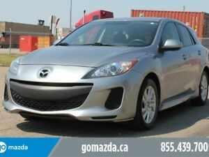 2013 Mazda Mazda3 GS-SKY SUNROOF 1 OWNER ACCIDENT FREE