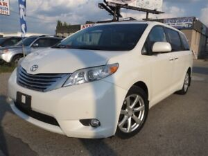 2011 Toyota Sienna LIMITED,NAV,DVD,Leather,Sunroof,Backup camera