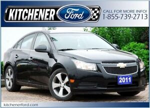 2011 Chevrolet Cruze **LEATHER/NAVI/HTD SEATS/ROOF/ONLY 39k K...
