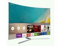 "Samsung 49"" curved 4k UHD new KU6500 Series LED SMART WI-Fi"
