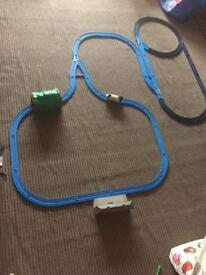 Thomas Trackmaster Track With Spencer