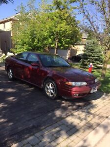 Selling 2001 Oldsmobile Alero As-Is (Winter tires included)